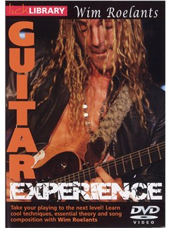 Lick Library: Wim Roelants' Guitar Experience DVDs / Videos | Guitar