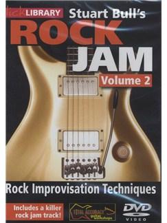 Lick Library: Stuart Bull's Rock Jam Volume 2 DVDs / Videos | Guitar