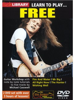 Lick Library: Learn To Play Free DVDs / Videos | Guitar
