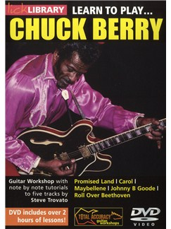 Lick Library: Learn To Play Chuck Berry DVDs / Videos | Guitar