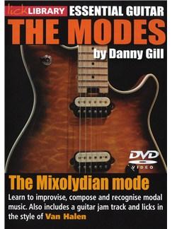 Lick Library: The Modes - Mixolydian (Van Halen) DVDs / Videos   Guitar