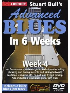 Lick Library: Stuart Bull's Advanced Blues In 6 Weeks - Week 3 DVDs / Videos | Guitar