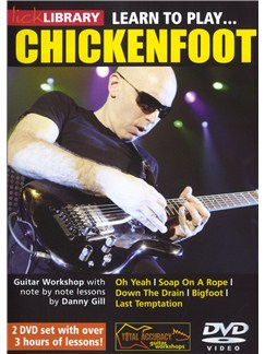Lick Library: Learn To Play Chickenfoot DVDs / Videos | Guitar