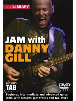 JAM With Danny Gill DVDs / Videos | Guitar