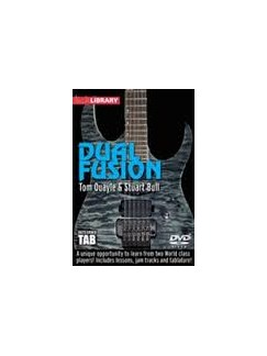 Lick Library: Tom Quayle And Stuart Bull - Dual Fusion DVDs / Videos | Guitar