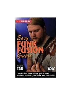 Easy Funk Fusion Guitar DVDs / Videos | Guitar