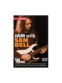 Jam With Sam Bell DVDs / Videos | Guitar
