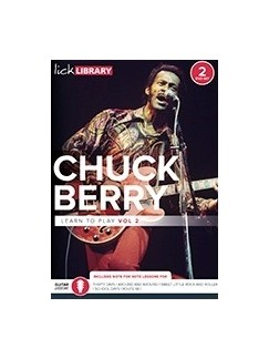 Lick Library: Learn To Play Chuck Berry - Volume 2 (2 DVD Set) DVDs / Videos | Guitar