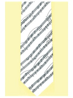 Silk Tie: Sheet Music  |