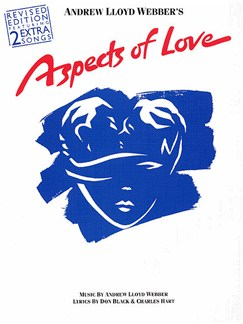 Aspects Of Love: Vocal Selections (Revised Second Edition) Books | Piano and Voice, with Guitar chord symbols