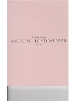 Andrew Lloyd Webber: Essential Collection Volume Two Books | Piano and Voice, with Guitar chord symbols