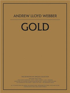 Andrew Lloyd Webber: Gold Books | Piano and voice with guitar chord symbols