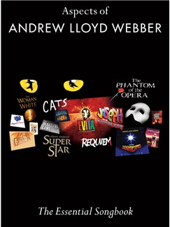 Aspects Of Andrew Lloyd Webber: The Essential Songbook (Hardback) Books | Voice, Piano Accompaniment