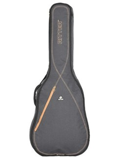 Ritter: RGS3 Folk Auditorium Acoustic Guitar Gig Bag - Misty Grey Brown  | Guitar