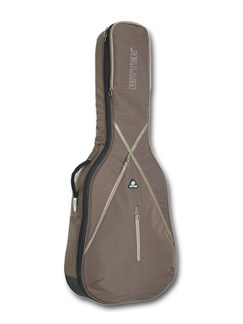 Ritter: RGS7 Folk Auditorium Size Acoustic Guitar Gig Bag - Grey Brown  | Acoustic Guitar