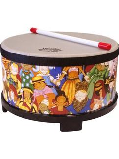 Remo: Rhythm Club 5 x 10 Inch Floor Tom Instruments | Percussion