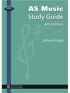 Richard Knight: AQA AS Music Study Guide 4th Edition Books |