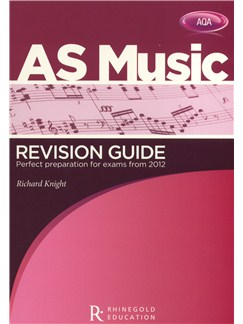 AQA AS Music Revision Guide Books |