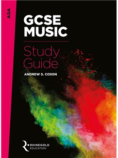 Rhinegold Education: AQA GCSE Music Study Guide Books |