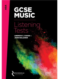 Rhinegold Education: AQA GCSE Music Listening Tests Books |