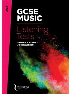 AQA GCSE Music Listening Tests Books |