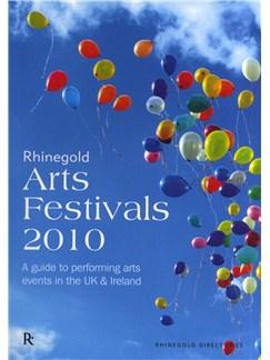 Rhinegold Arts Festivals 2010 Books |