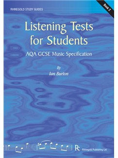 Ian Burton: AQA GCSE Music Listening Tests Book 2 Books |