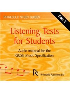 Ian Burton: AQA GCSE Music Listening Tests Book 2 - Audio CD/Teacher's Guide Books and CDs |