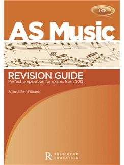 Huw Ellis-Williams: OCR AS Music Revision Guide Books |