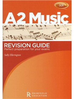 Sally Ellerington: OCR A2 Music Revision Guide Books |