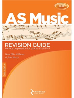 OCR AS Music Revision Guide - 2nd Edition Books |