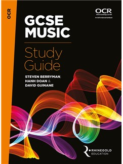Rhinegold Education: OCR GCSE Music Study Guide Books |