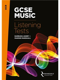 OCR GCSE Music Listening Tests Books |
