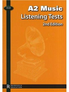 OCR A2 Music Listening Tests - 2nd edition Books |