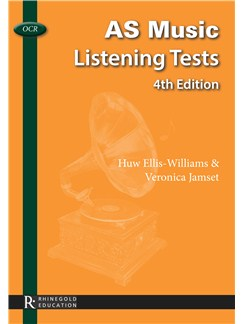 OCR AS Music Listening Tests - 4th Edition Books |