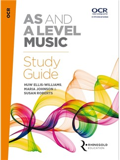 OCR AS And A Level Music Study Guide Books |