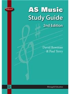David Bowman/Paul Terry: Edexcel AS Music Study Guide - 2nd Edition Books |