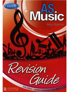 Alistair Wightman: Edexcel AS Music Revision Guide - 2nd Edition Books |