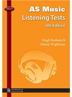 Edexcel AS Music Listening Tests 4th Edition Books |