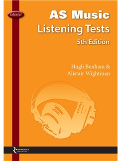 Edexcel: AS Music Listening Tests (5th Edition) Books |