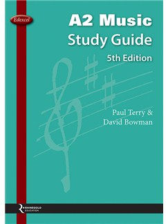 Edexcel A2 Music Study Guide 5th Edition Books |