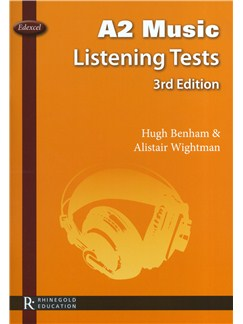 Edexcel A2 Music Listening Tests (3rd edition) Books |