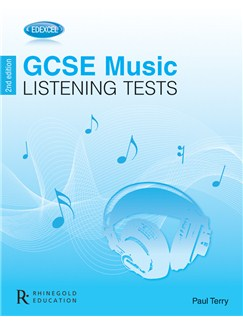 Paul Terry: Edexcel GCSE Music Listening Tests - 2nd Edition Books |