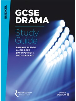 Rhinegold Education: Edexcel GCSE Drama Study Guide Books |