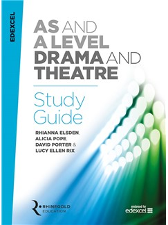 Edexcel AS And A Level Drama Study Guide Books |