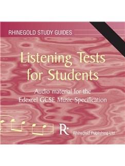 Jim Harrison/Rebecca Berkley: Edexcel GCSE Listening Tests Book 3 - Teacher's Guide/CD Bog og CD  