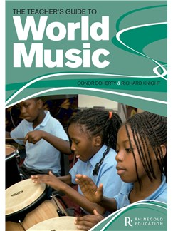 Conor Doherty/Richard Knight: The Teacher's Guide To World Music Books |
