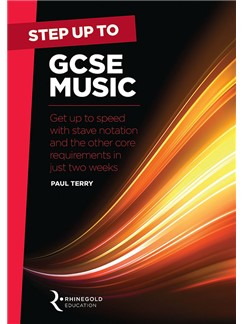 Rhinegold Education: Step Up To GCSE Music Books |