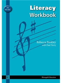 Rebecca Berkley/Paul Terry: AS Music Literacy Workbook Books |