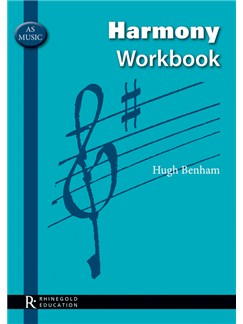 Hugh Benham: AS Music Harmony Workbook Books |